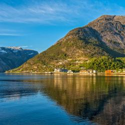 Eidfjord 9 hoteller