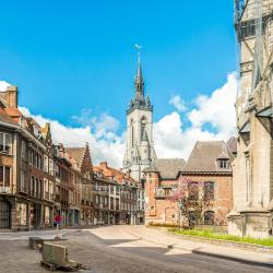 Tournai 43 hotels