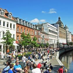 Aarhus 58 hoteller