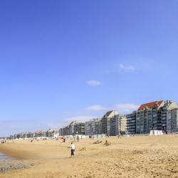 Knokke-Heist 251 beach hotels