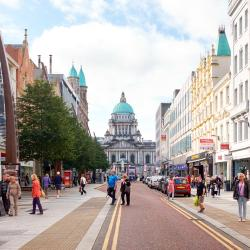 Belfast 5 spa hotels
