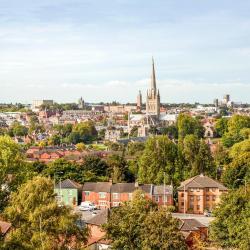 Norwich 302 hotels