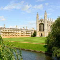 Cambridge 450 hotels