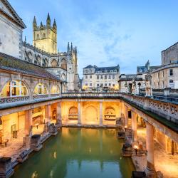 Bath 21 accessible hotels