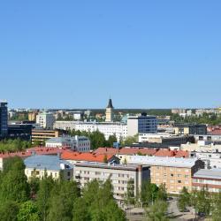 Oulu 107 hotellia