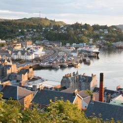 Oban 21 luxury hotels