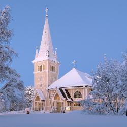 Arvidsjaur 3 ski resorts
