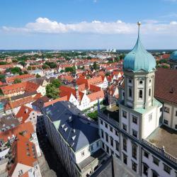 Augsburg 138 hotelů