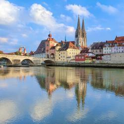Regensburg 165 hotelov