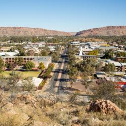 Alice Springs 27 hôtels