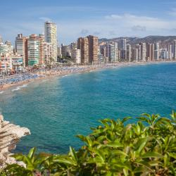 Benidorm 45 luxury hotels
