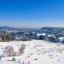 Winterberg 766 ski resorts