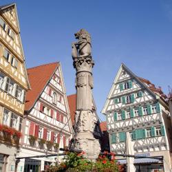 Herrenberg 7 hotels