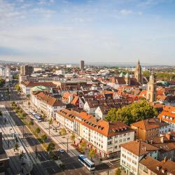 Heilbronn 47 hotéis