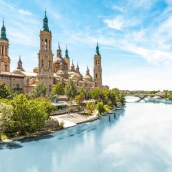 Zaragoza 66 accessible hotels