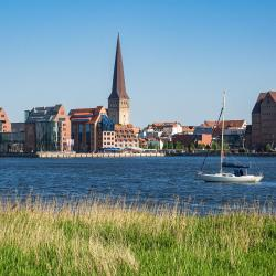 Rostock 12 guest houses