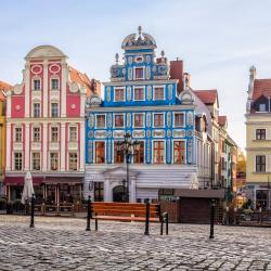 Szczecin 42 accessible hotels