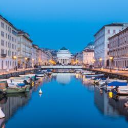 Trieste 693 hotels
