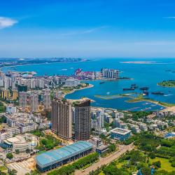 Haikou 7 beach hotels