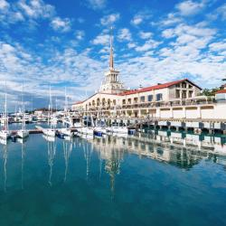 Sochi 280 hotels with pools
