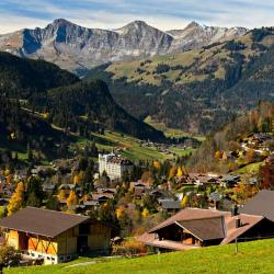 Gstaad 169 hotels