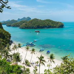 Koh Samui 65 hotels with pools