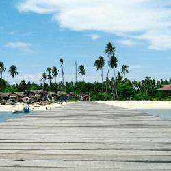 Pulau Mabul  8 hotel