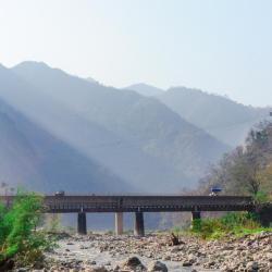 Shivpuri 3 luxury tents