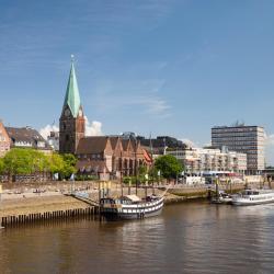 Bremen 291 Hotels