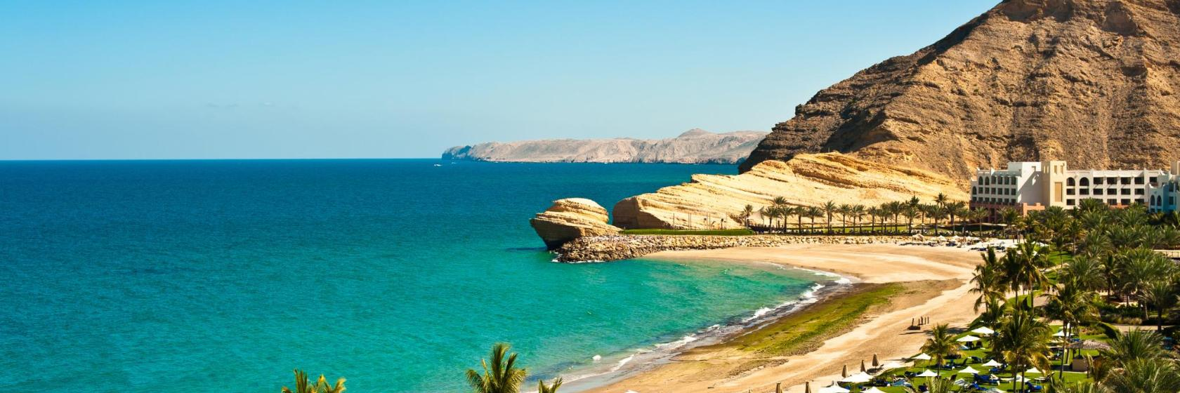 The 10 best Oman hotels - Where to stay in Oman