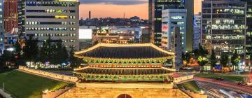 Hotelek Dél-Koreában
