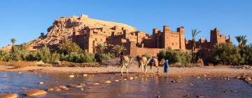 Luxury Tents in Morocco