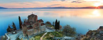 Hotéis na Macedônia do Norte