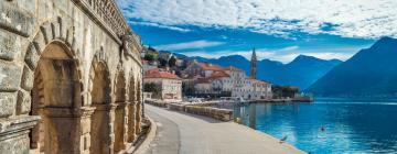 Hotels in Montenegro