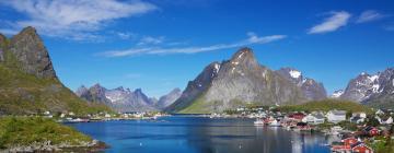 Huoneistot Norjassa