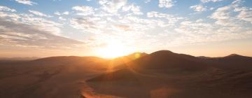 Hótel í Namibíu