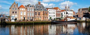 Hotely v Holandsku