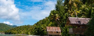 Ξενοδοχεία στην Παπούα Νέα Γουινέα