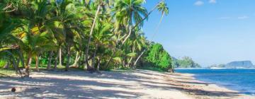Hoteles en Samoa