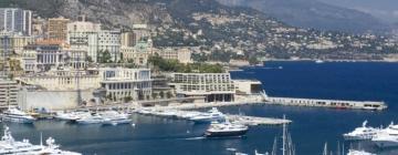 モナコのホテル