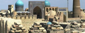 Отели в Узбекистане