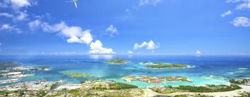 Hotels in the Seychelles