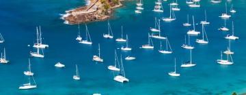 Hotels in Antigua & Barbuda