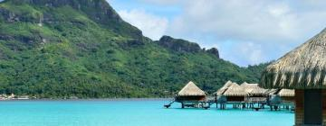 Hotels in French Polynesia