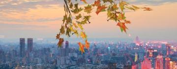 När är det bäst att åka till Taiwan?