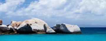 Hotels in the UK Virgin Islands