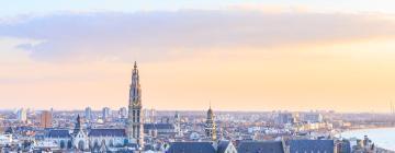 Hoteli v Belgiji