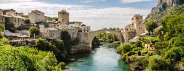 Отели в Боснии и Герцеговине