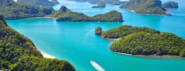 When to visit Thailand