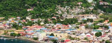 Hotels on Saint Lucia